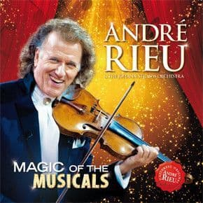 Andre Rieu<br>Magic Of The Musicals<br>CD